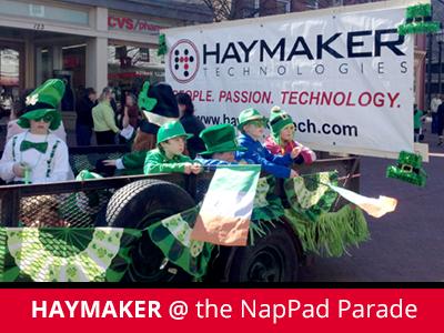 Haymakerparade2_title